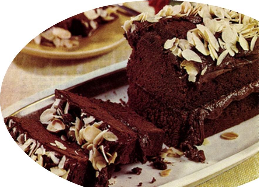 טורט רום ושוקולד