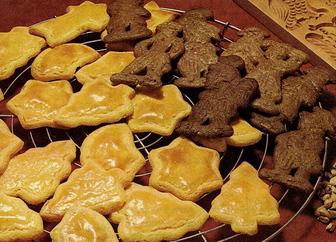 עוגיות לפי צורה >>>מאסטר מתכונים