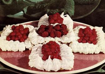 עוגיות מצופות פירות