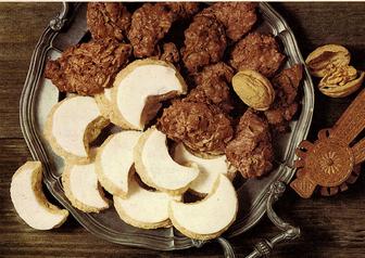 עוגיות שקדים דובשניות ומעלפותתתת