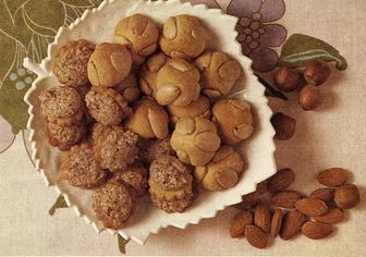 עוגיות שקדים >>>מאסטר מתכונים