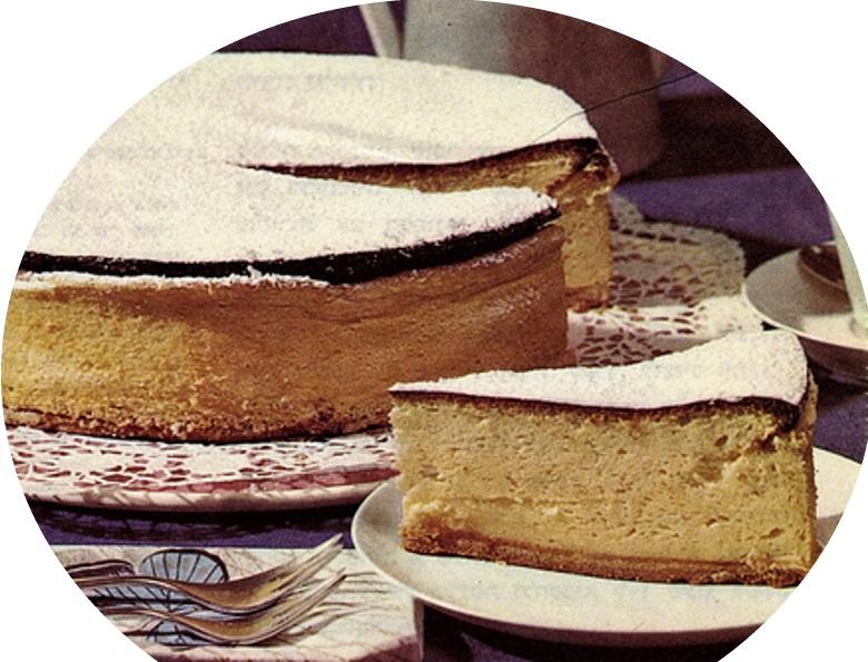 עוגת גבינה >>>מאסטר מתכונים