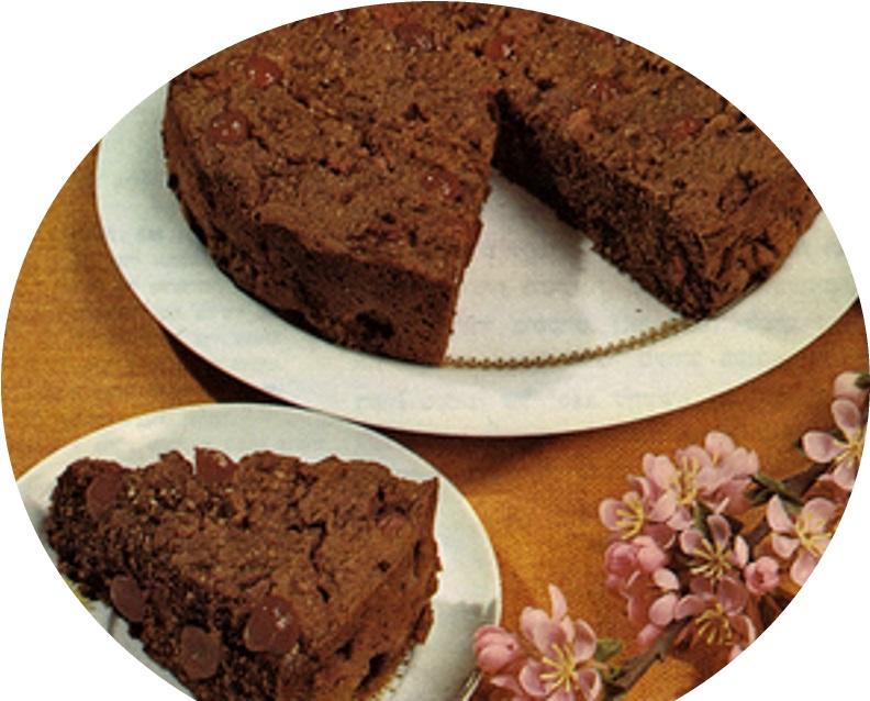 עוגת דובדבנים חמה     - מאסטר מתכונים
