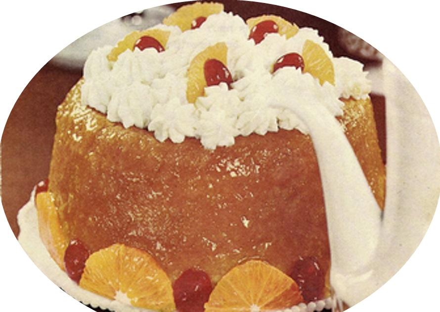 עוגת סבארין ברום