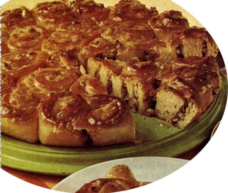 עוגת שושנים