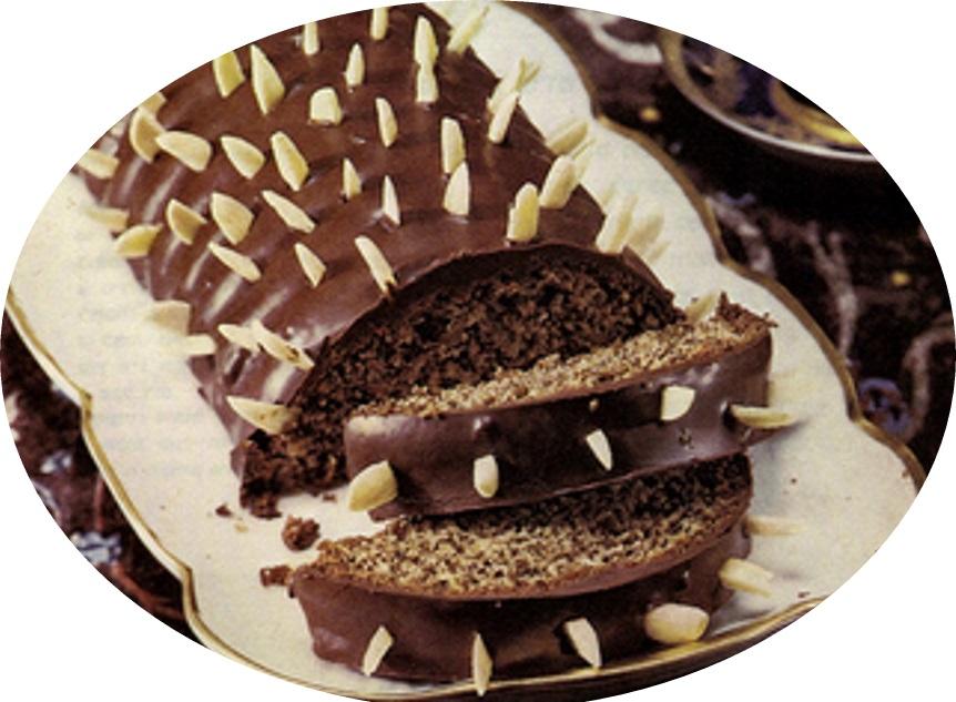 רולדת שוקולד מהממת