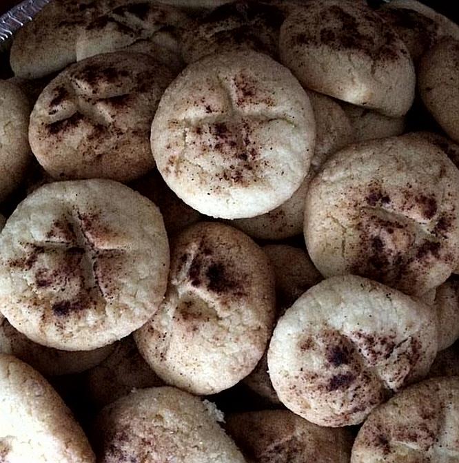 עוגיות לרייבה / חול