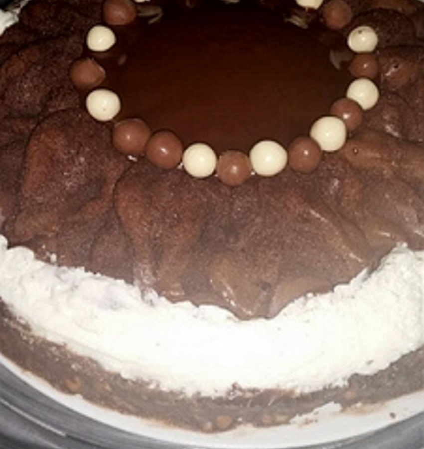 עוגת קרמבו קצת שונה וטעימה בטירוף