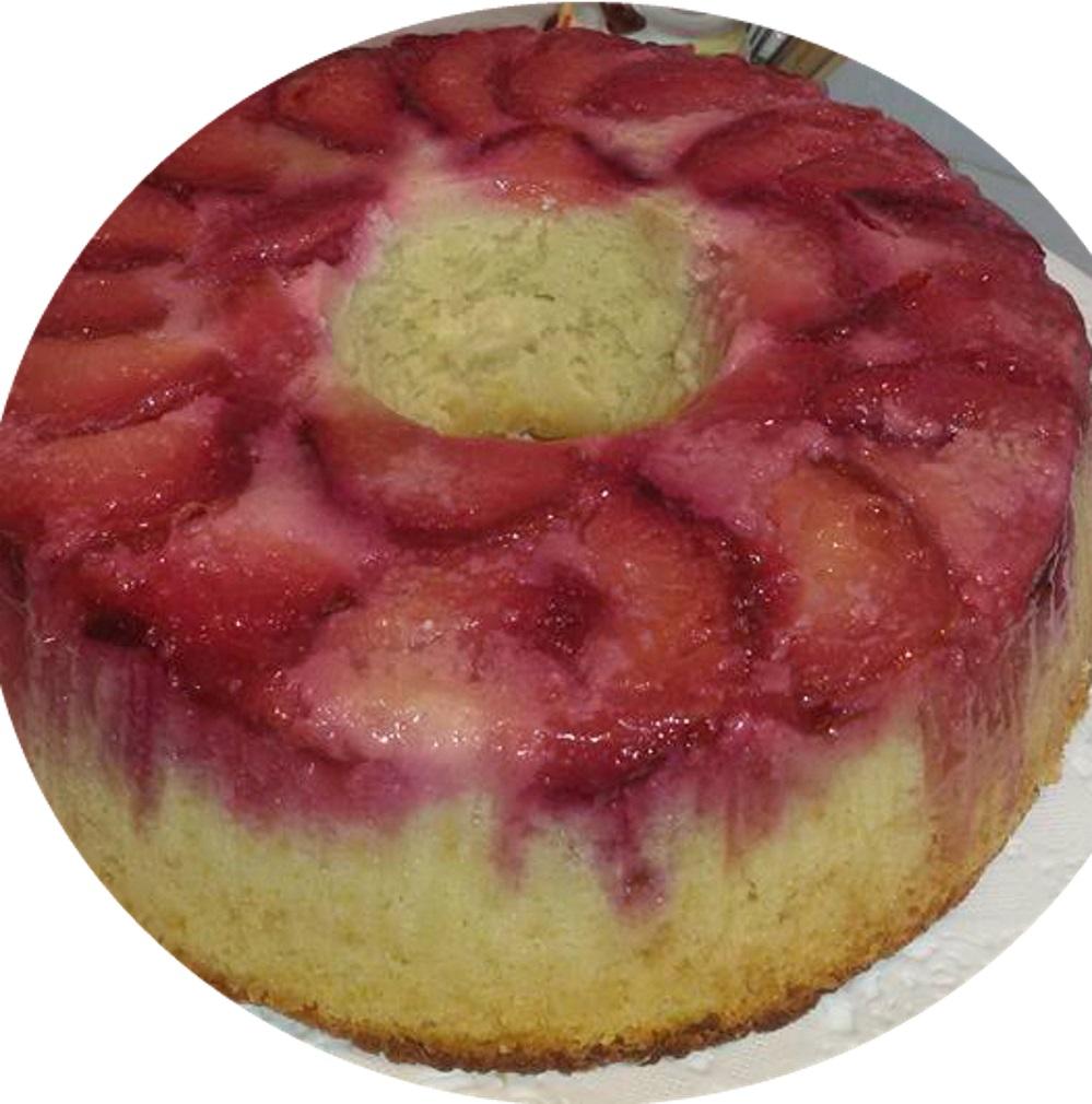 עוגת שזיפים מדהימה..מבטיחה לכם שלא תפסיקו לאכול ולהכין