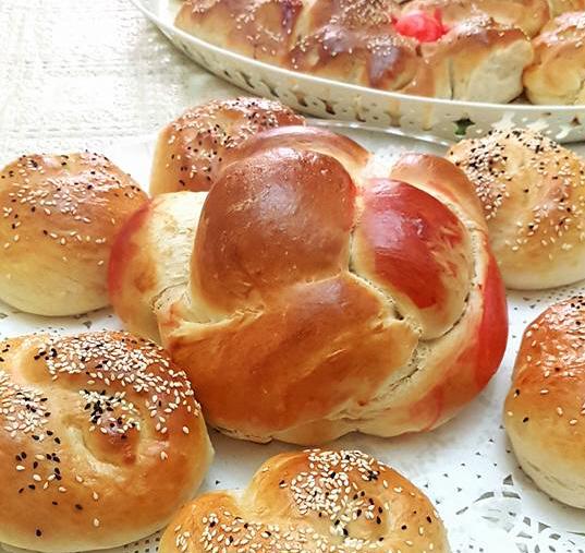 לחם פורים מרוקאי