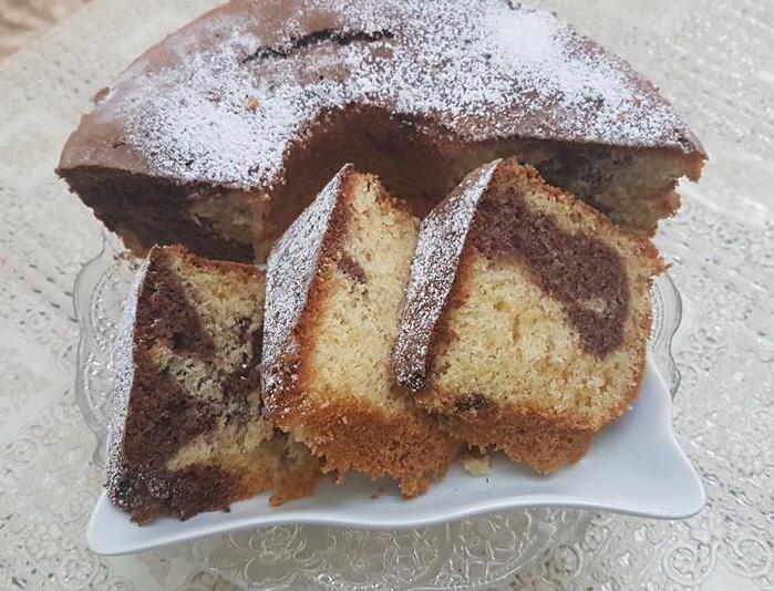 עוגת שיש בסיר פלא